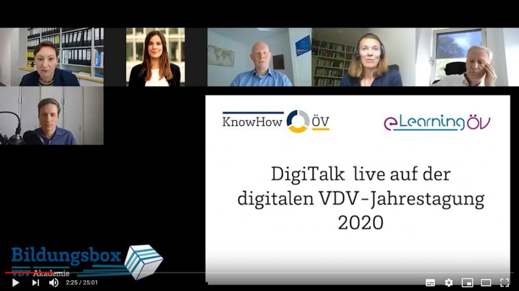 Digitalisierung von Lernen